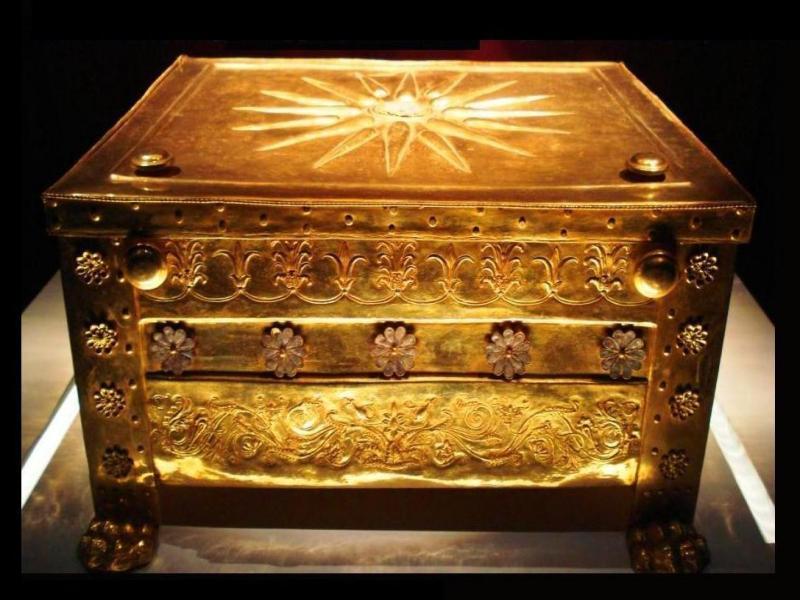 Екскурзия до Вергина  и гробницата на Филип Македонски