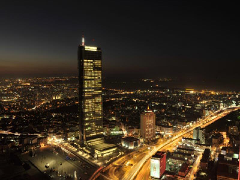 Посещение на небостъргача