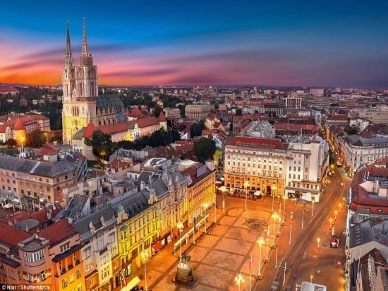 Туристическа програма в Загреб