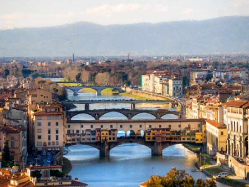 Пешеходна обиколка на Флоренция