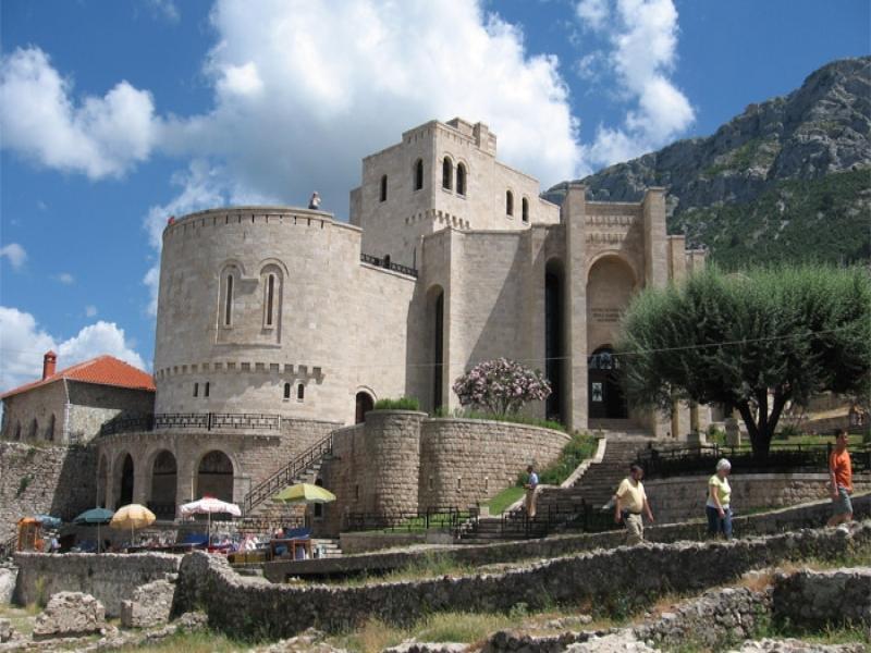 Екскурзия до Круя и Тирана
