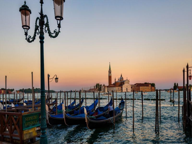 Корабче от Пунта Сабионе до о. Мурано, о. Бурано и Венеция и checkpoint