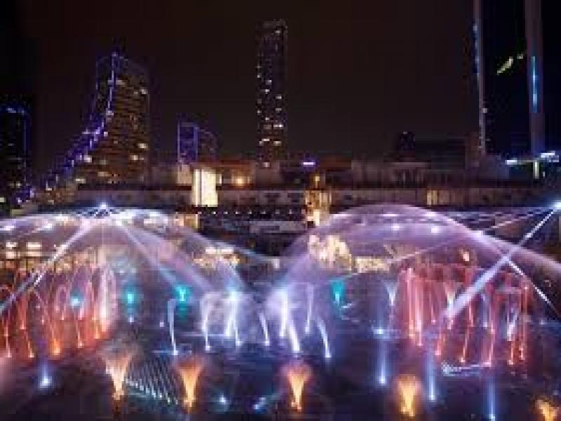 Посещение на МОЛ Watergarden Istanbul.