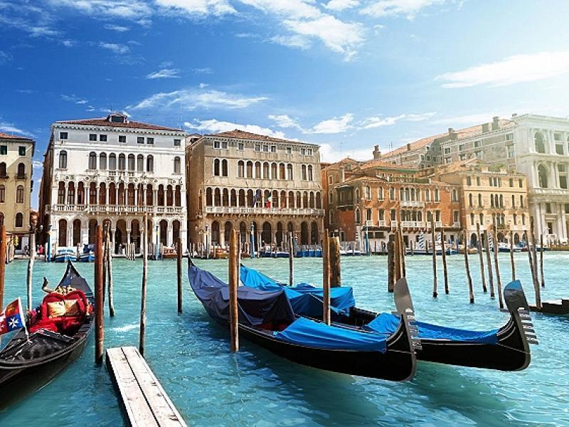 Екскурзия с корабче от Пунта Сабионе до Венеция
