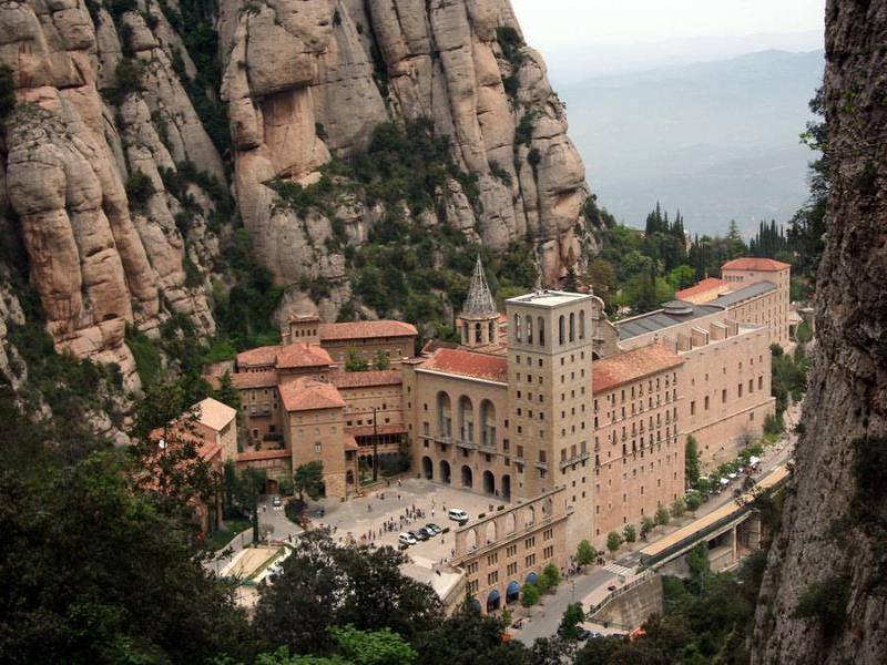 Екскурзия до манастира Монсерат 2019