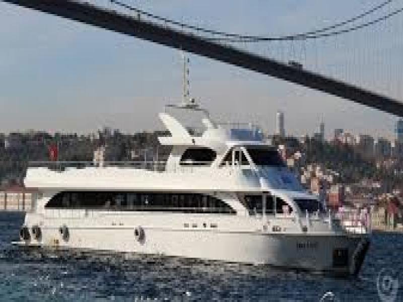 Разходка с корабче по Босфора 2019