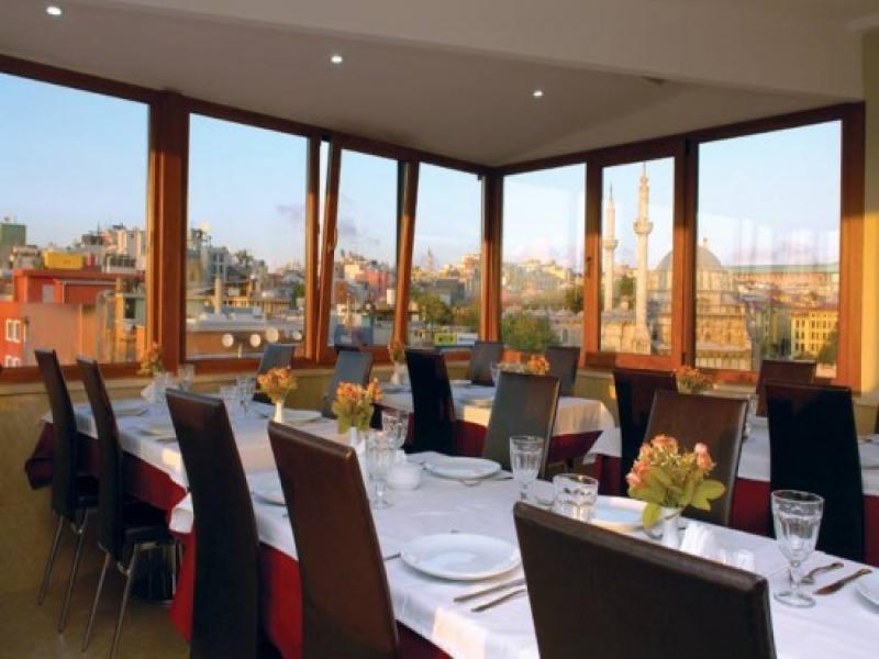 Вечеря в рибен ресторант на Златния рог 2019