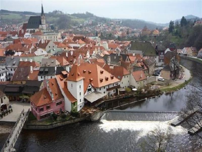 Еднодневна екскурзия до замъка Хлубока и Чески Крумлов