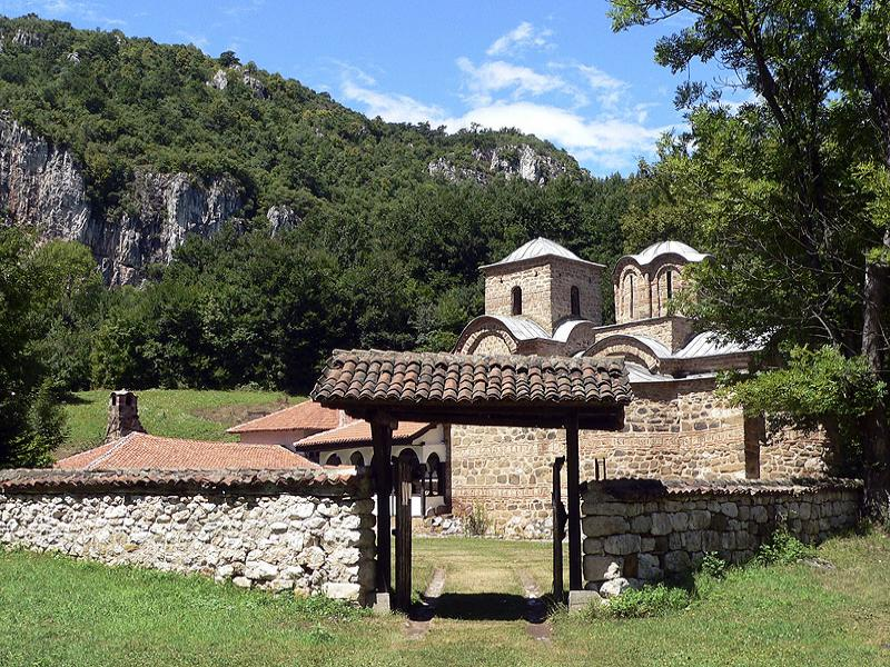 Посещение на Суковски манастир