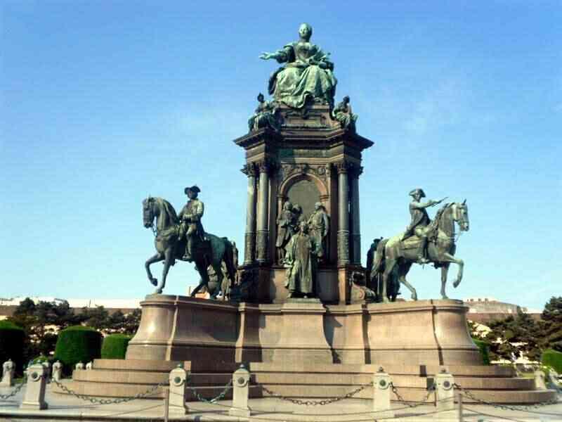 Панорамна обиколка на Виена