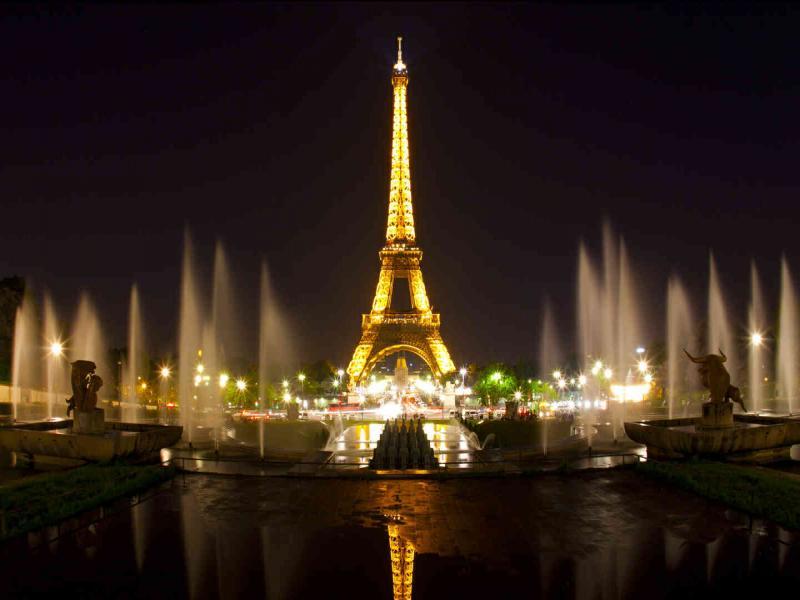Нощен Тур в Париж 2019