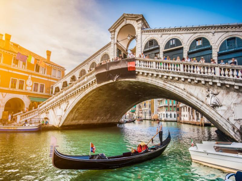 Панорама на Венеция ( включва двупосочен кораб ) 2019
