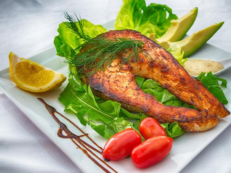Вечеря в рибен ресторант на Златния рог