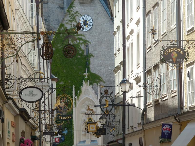 Туристическа програма в Залцбург