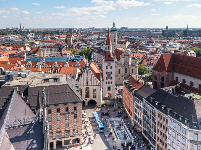 Туристическа програма в Мюнхен