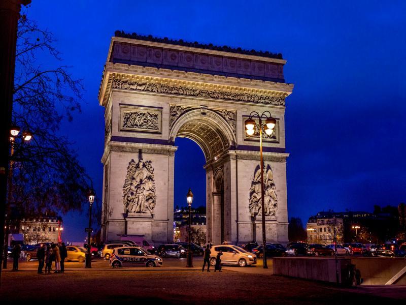 Панорамна обиколка на Париж