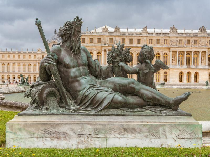 Трансфер до двореца Версай