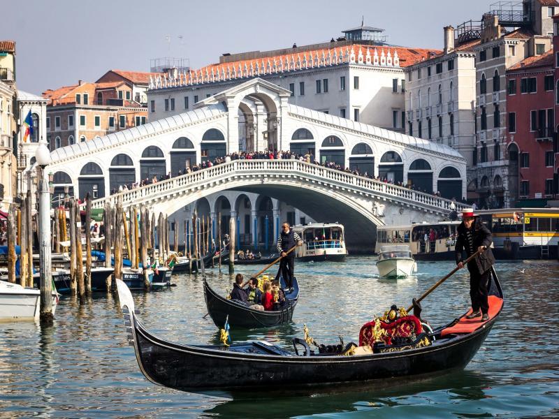 Панорамна туристическа програма във Венеция