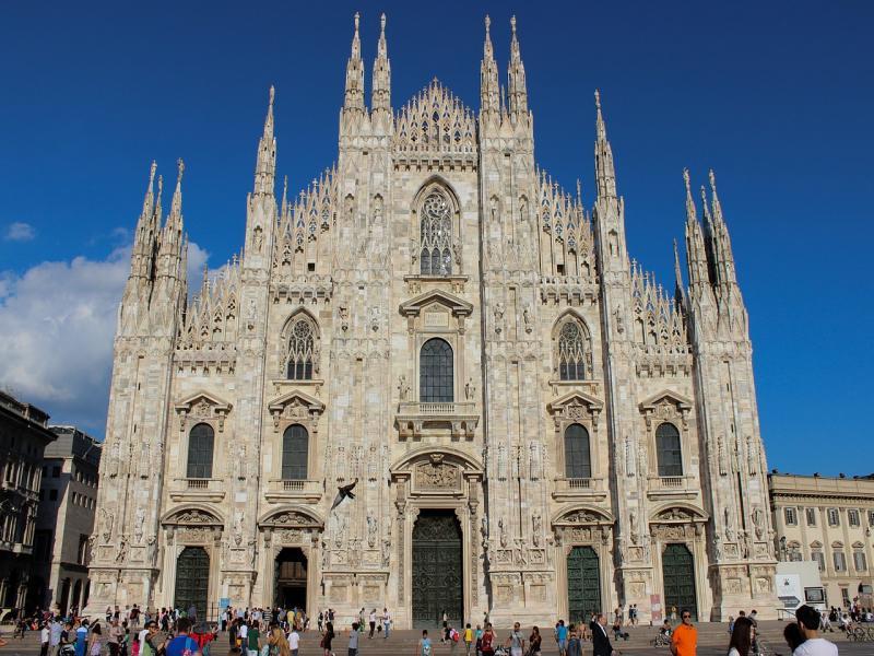 Пешеходна обиколка на Милано