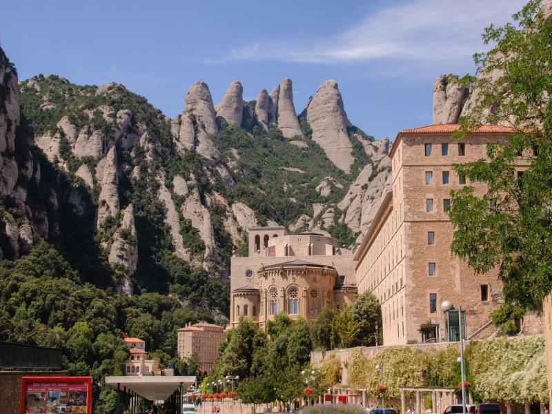 Екскурзия до манастира Монсерат