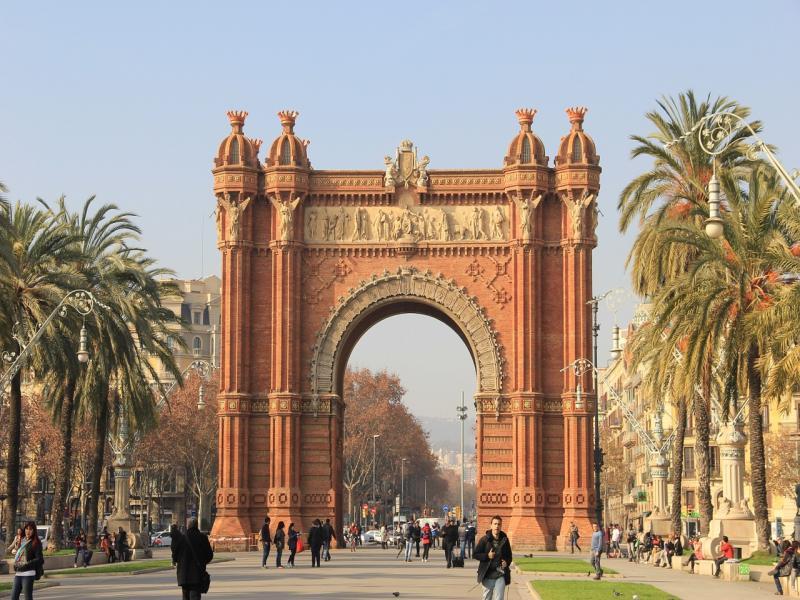 Целодневна туристическа програма в Барселона