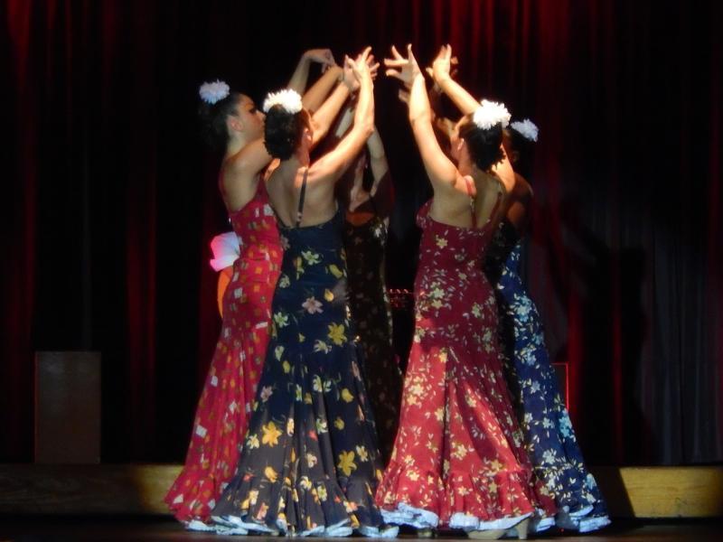 Посещение на фламенко шоу с програма и включени напитки