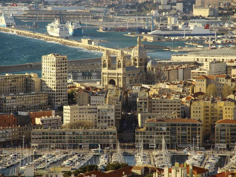 Пешеходна туристическа програма в Марсилия