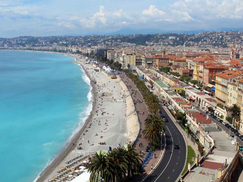 Пешеходна туристическа програма в Кан и Ница