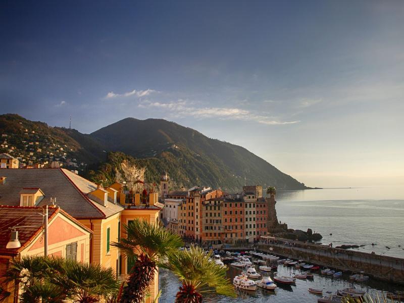 Пешеходна туристическа  програма на Генуа