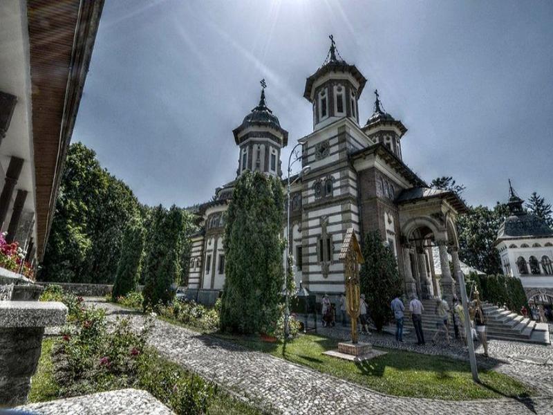 Посещение на манастира Синая