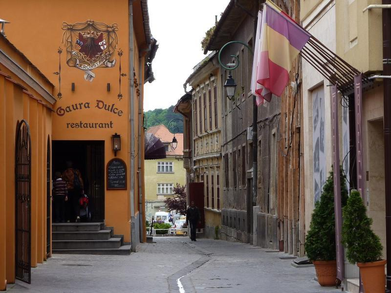 Екскурзия до замъка Бран и град Брашов