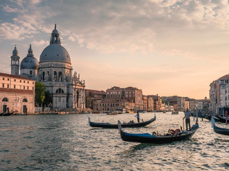 Екскурзия с корабче от Пунта Сабионе до Венеция и о. Мурано и обратно