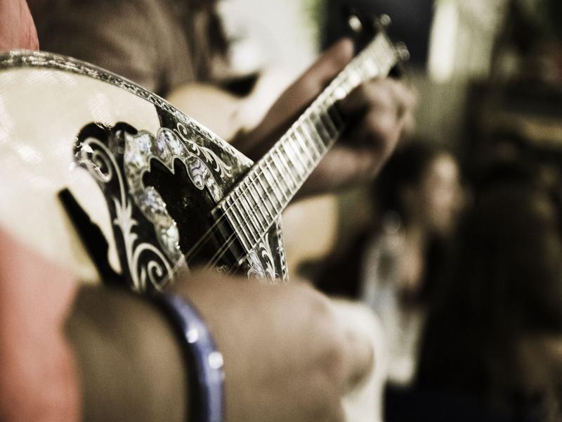 Традиционна Гръцка вечер в заведение с музика на живо