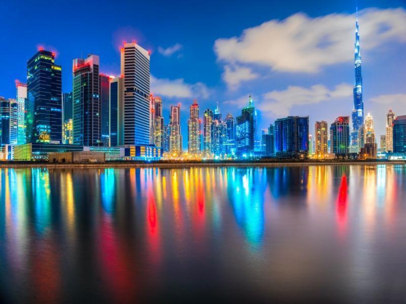 Дубай 2018 - 7 нощувки с Wizz Air
