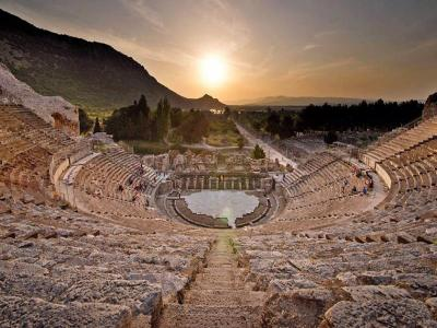 Егейска Одисея – Анталия, Памуккале, Ефес, Бергама, Троя