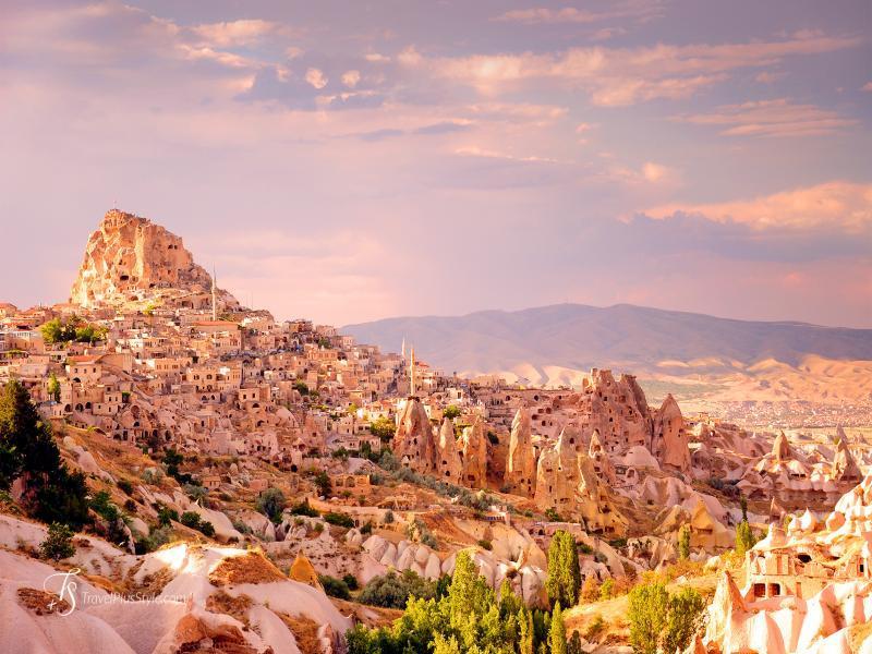 Анталия – Кападокия Земя на феномени - пакет Стандарт