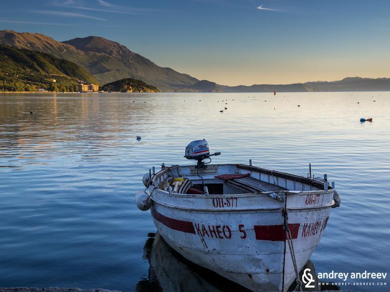 Уикенд в Охрид 2019 - Mакедонска романтика