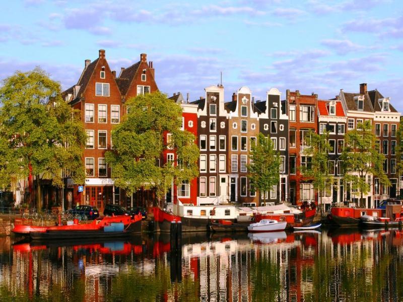 Автобусна екскурзия до сърцето на Европа-Белгия-Холандия-Люксембург
