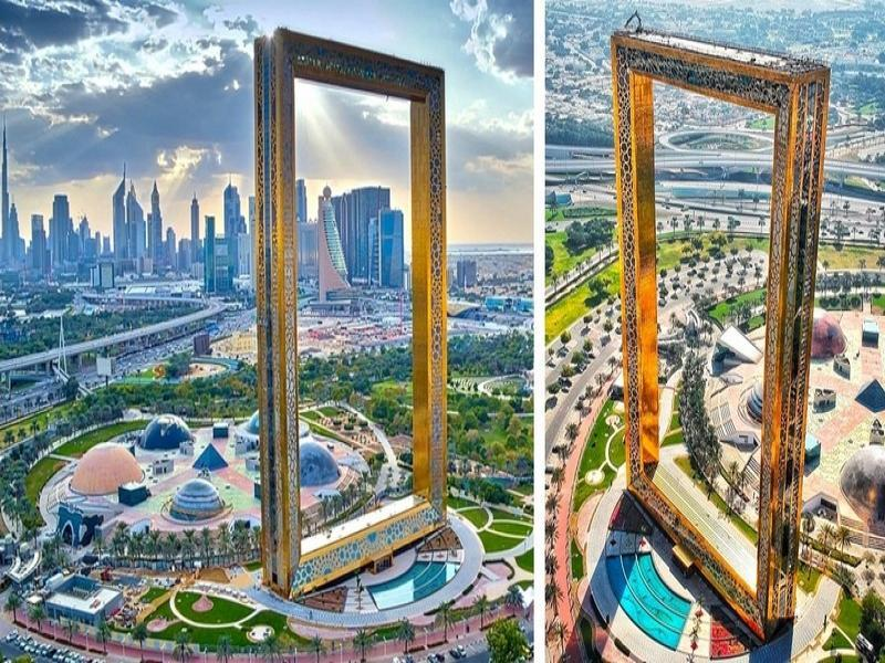 Самолетна почивка до Дубай с 7 нощувки - Есен 2018