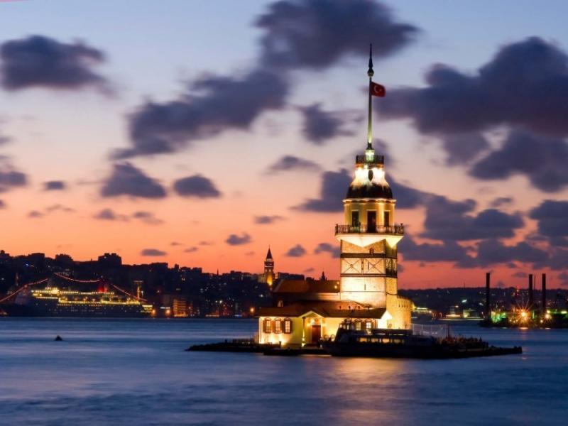 Истанбулска  приказка на два континента-Уикенд 2018