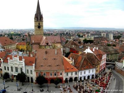 Екскурзия до сърцето на Трансилвания- Сибиу, Алба Юлия и Сигишоара