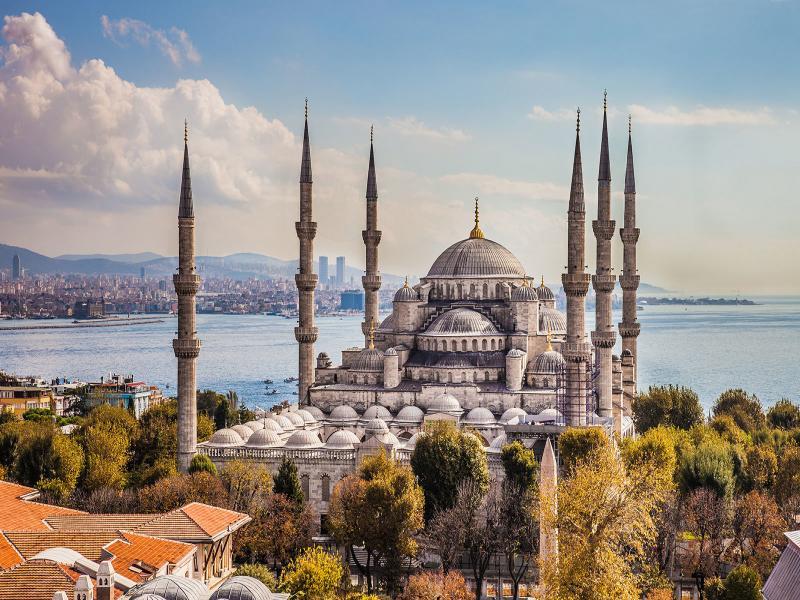 Новогодишна приказка в Истанбул City Port 3* hotel  2019