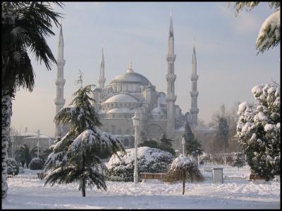 Новогодишна приказка в Истанбул 2019