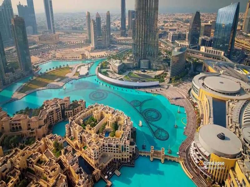 Нова Година 2019 в Дубай от София 29.12.18 с 5 нощувки