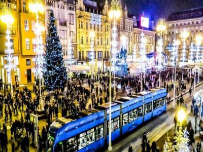 Нова година в Загреб 2019г. с 3 нощувки в