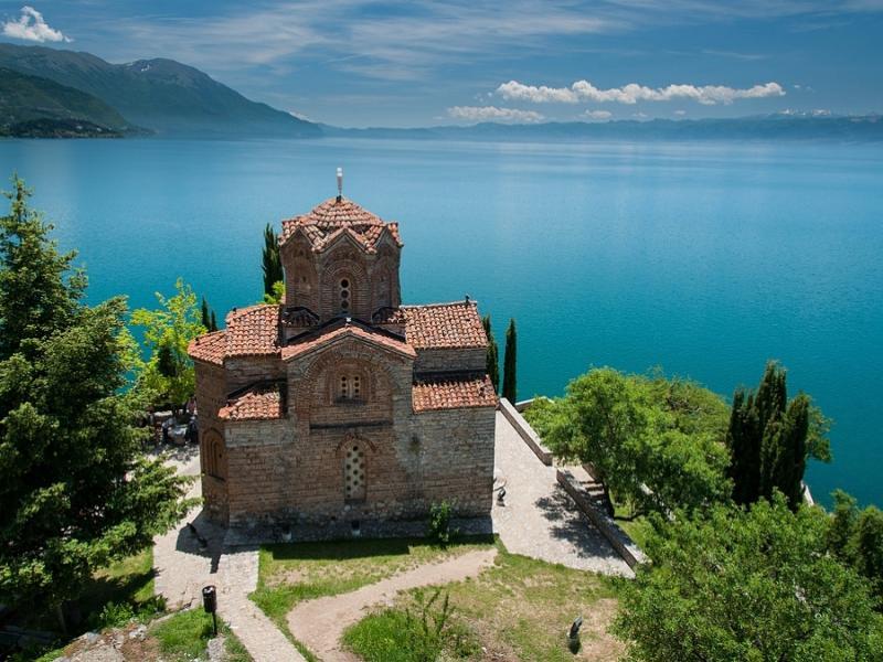 Нова година в Охрид хотел