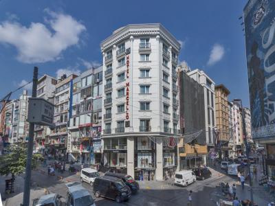 Уикенд в Истанбул в Marcello Hotel 4*