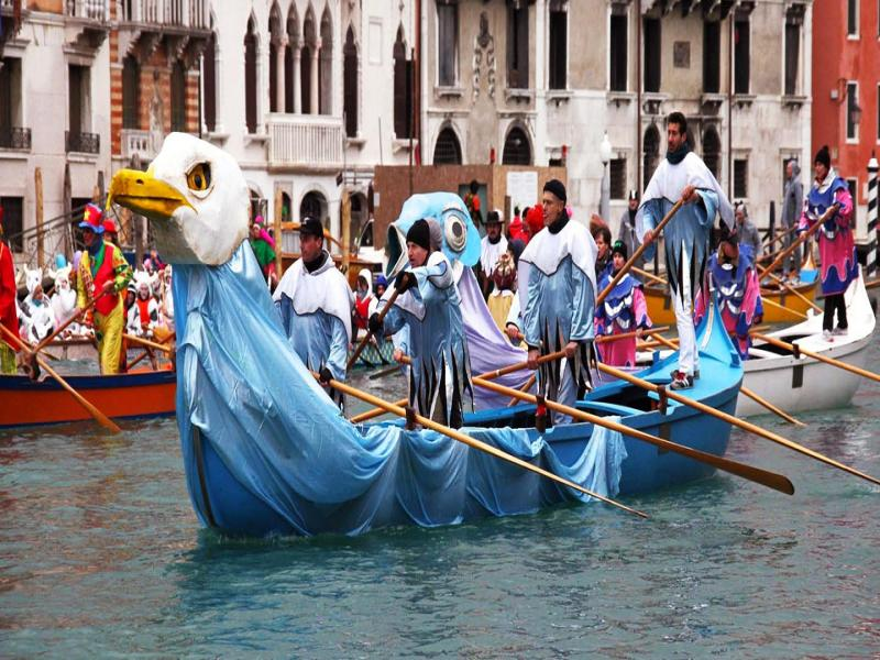 Карнавал във Венеция  2019