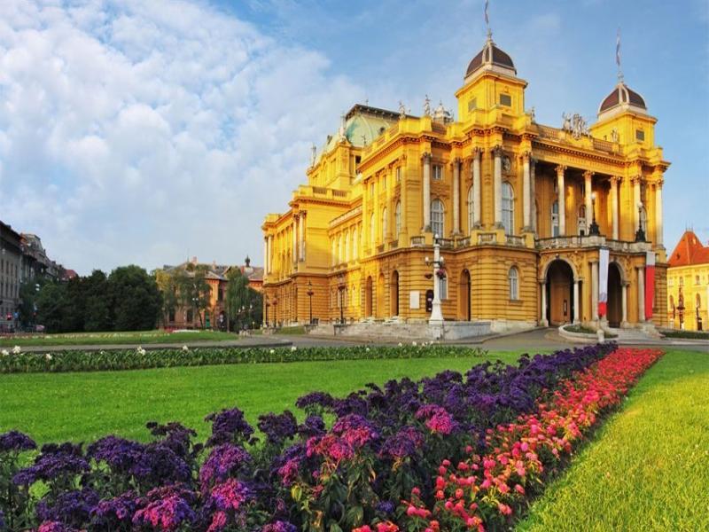 Италия 2019- Загреб, Верона, Венеция и  Милано