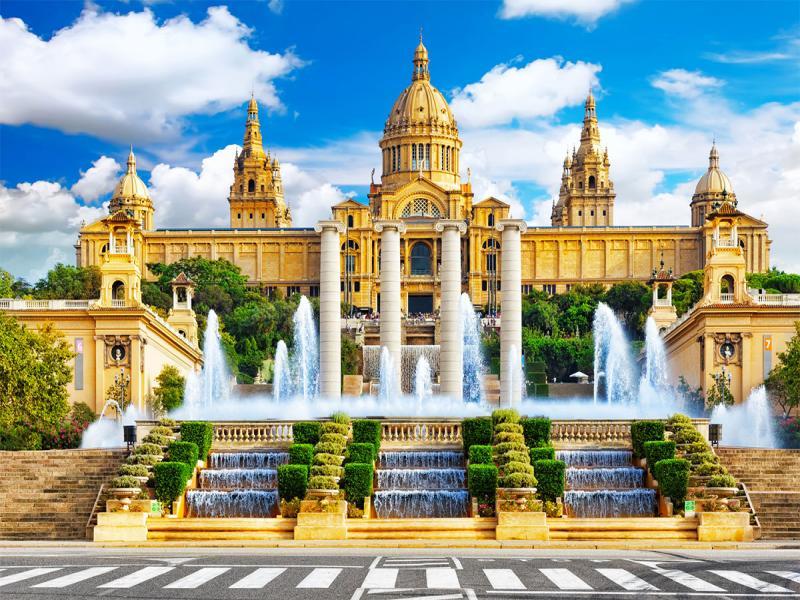 Барселона – перлата на Средиземноморието